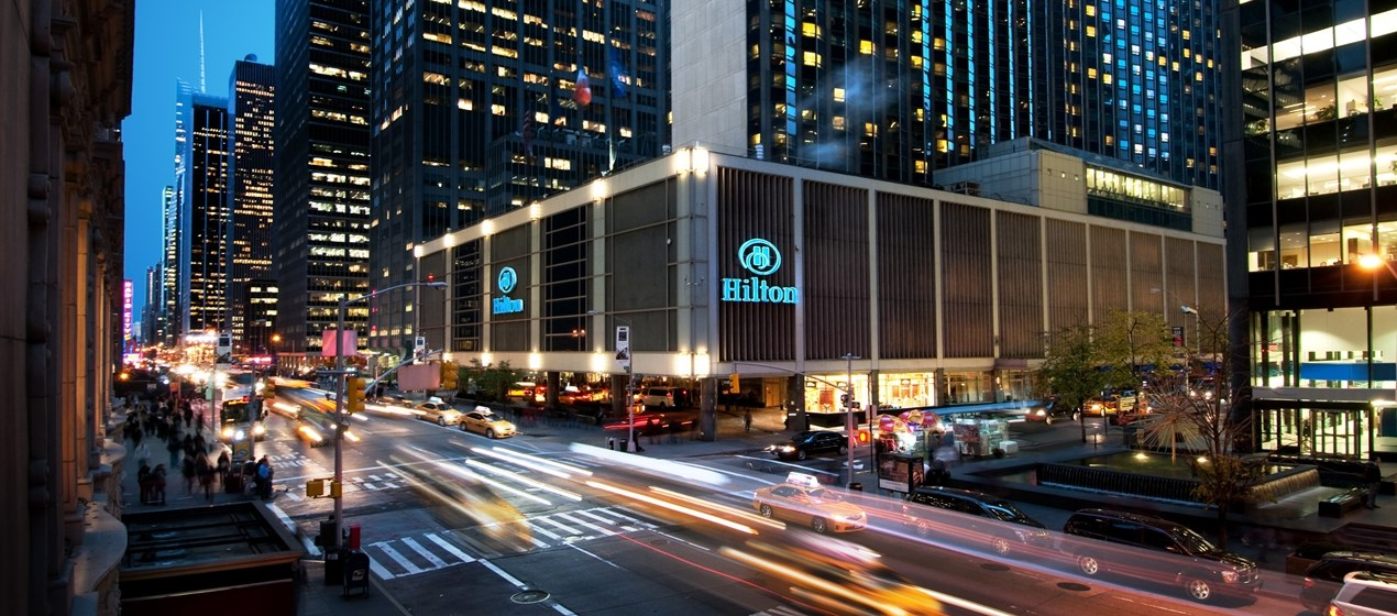 Hilton Streaming Media East