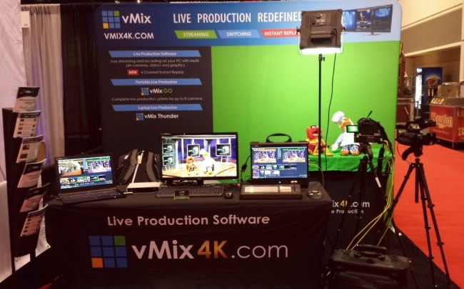 vMix Booth InfoComm