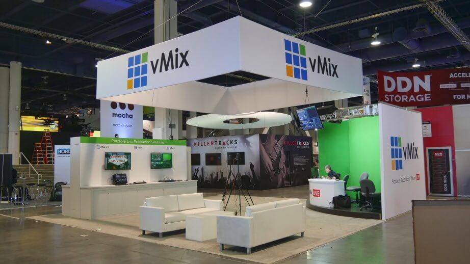 vMix NAB Booth 2