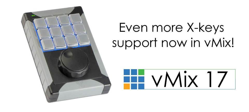 vMix X-keys