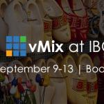 vMix IBC 2016