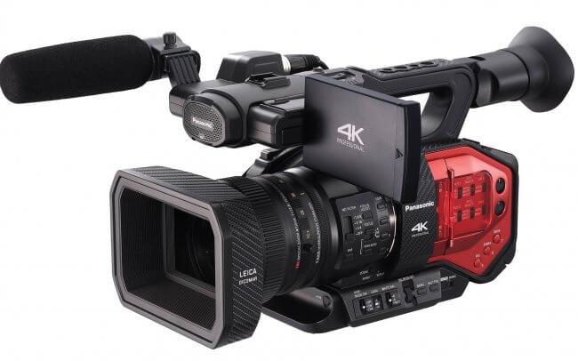 panasonic-dvx200 vMix 4K