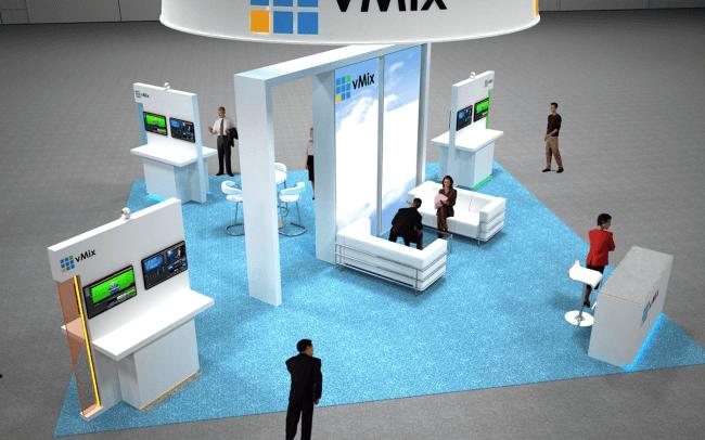 vMix NAB 2017