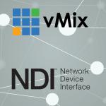 vMix and NDI 2017