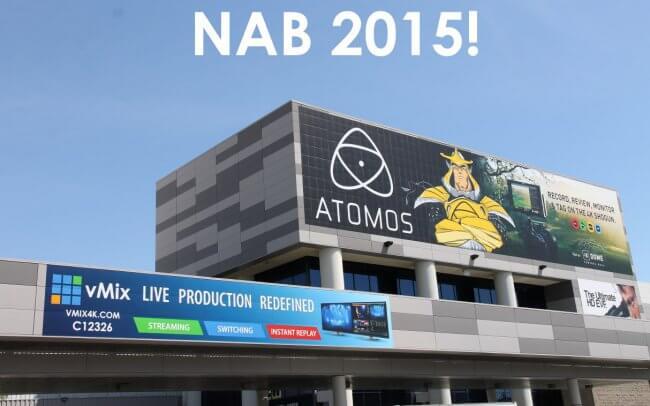 vMix NAB 2015