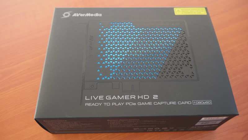AVermedia Live Gamer HD2 vMix 1