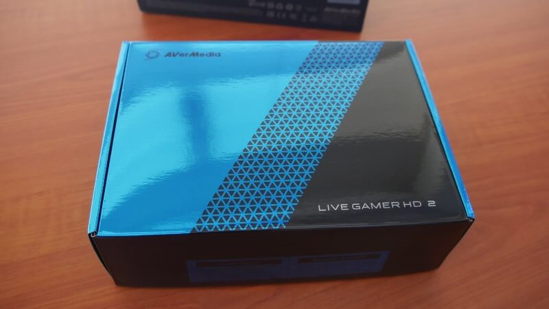 AVermedia Live Gamer HD2 vMix 2
