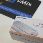 Avermedia ExtremeCap UVC vMix 2