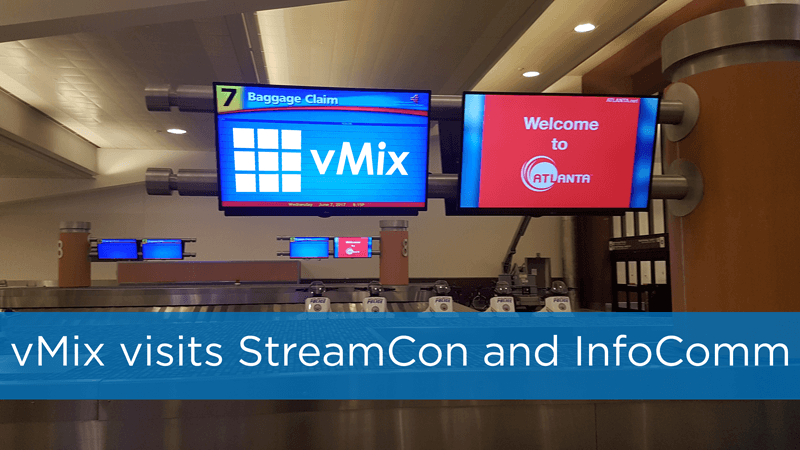 vMix InfoComm