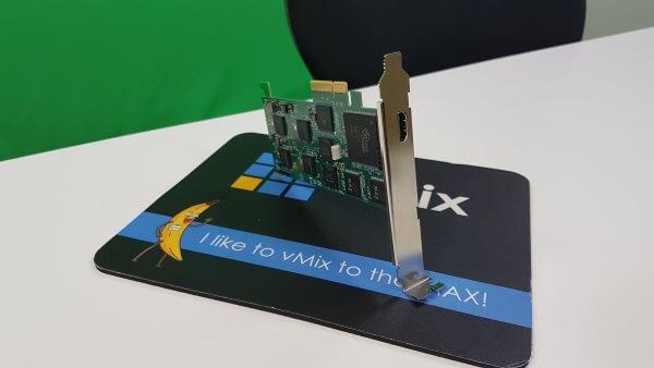 Yuan 4K capture vMix