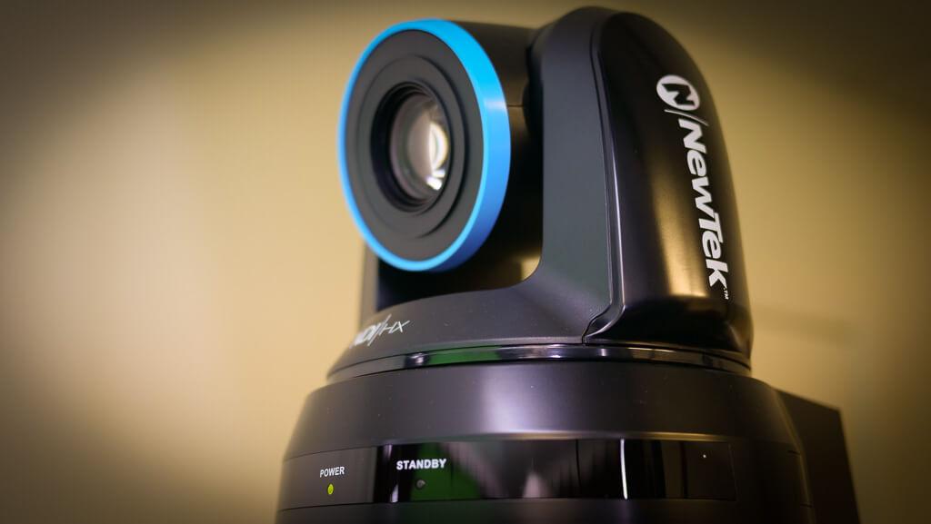 NewTek PTZ1 NDI Camera