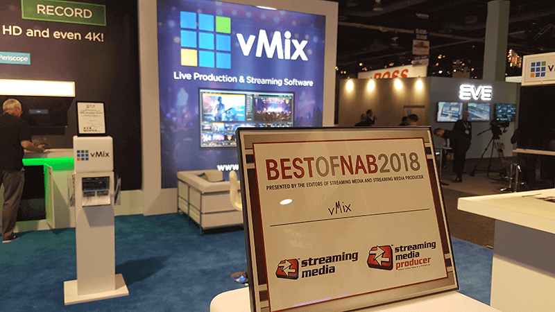 Best of NAB- Streamin Media