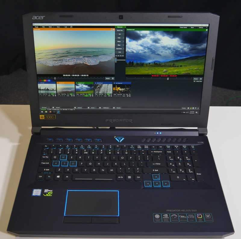 Best Live Streaming Laptop