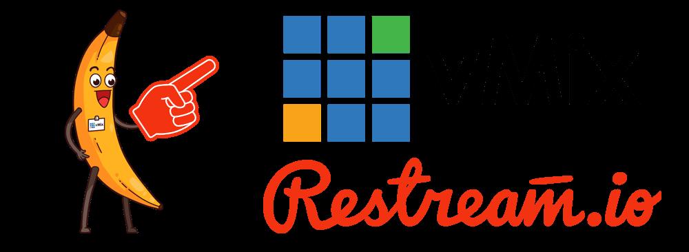 vMix Restream