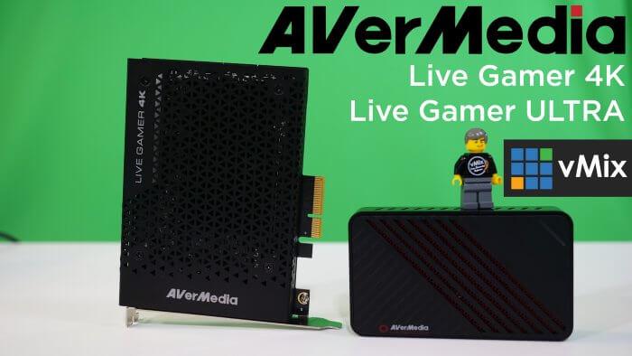 AVerMedia vMix