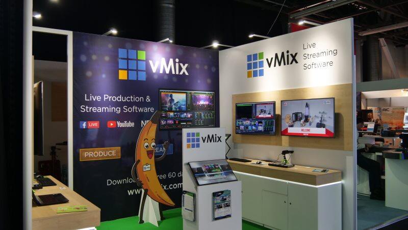 vMix IBC Show 2019