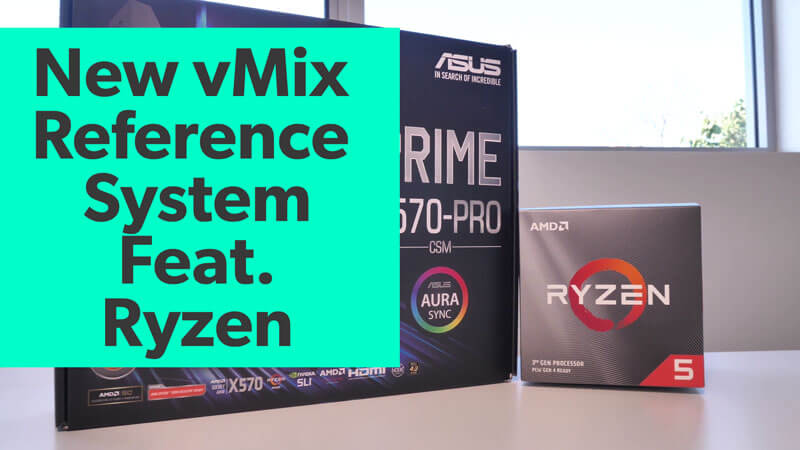 Ryzen-vMix