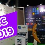 vMix IBC 2019
