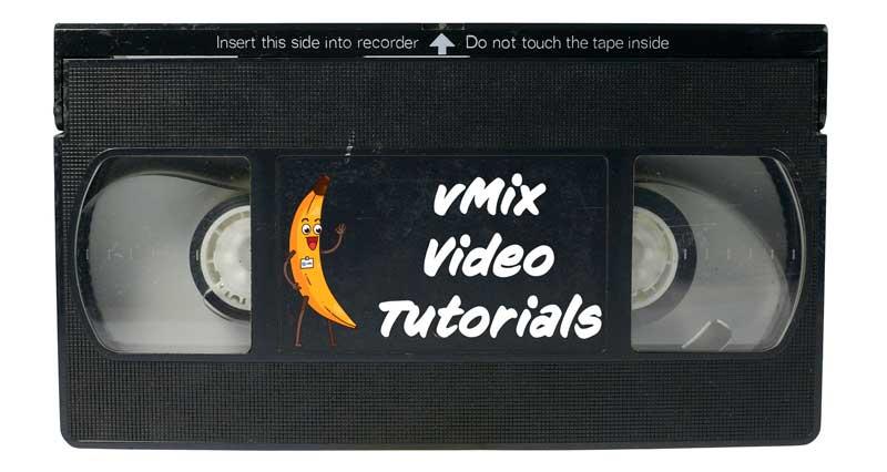 vMix Tutorial